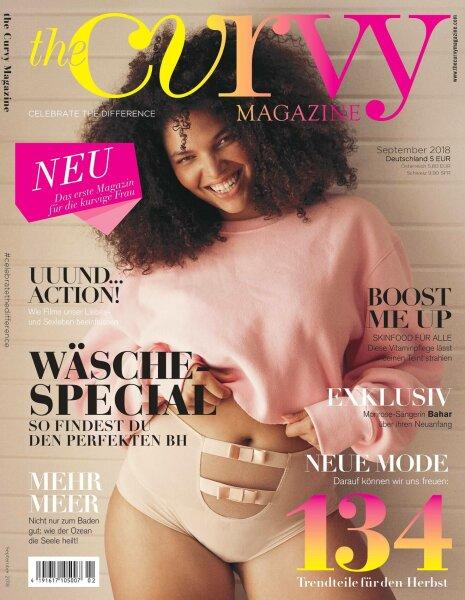 Herbst Ausgabe 02/2018 (September) Printausgabe oder E-Paper