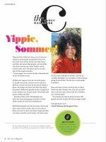 the curvy Magazine Ausgabe 2-2021 Sommer Printausgabe...