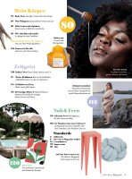 the curvy Magazine Ausgabe 3-2021 Herbst Printausgabe