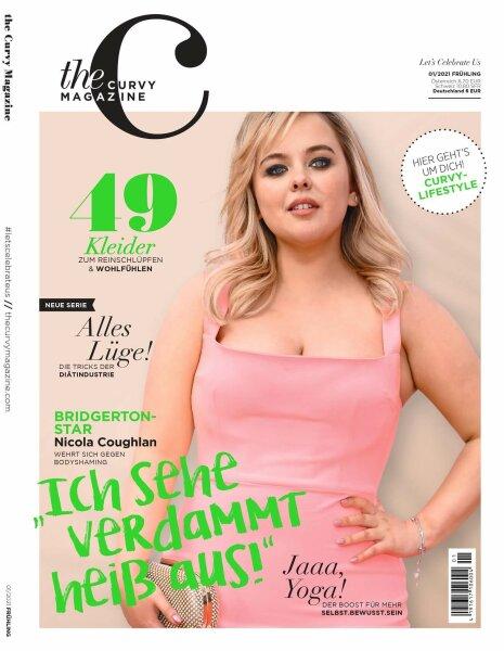the curvy Magazine Ausgabe 1-2021 Frühling Printausgabe oder E-Paper